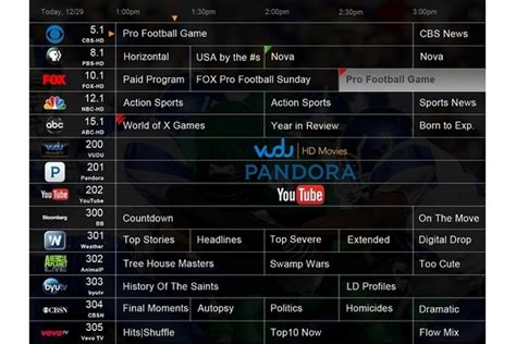 the live handbook how to create live for social media on your phone and desktop books channel master wants to make a tv guide for live