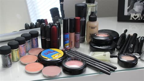 Make Up Lengkap Mac mac makeup haul saubhaya makeup