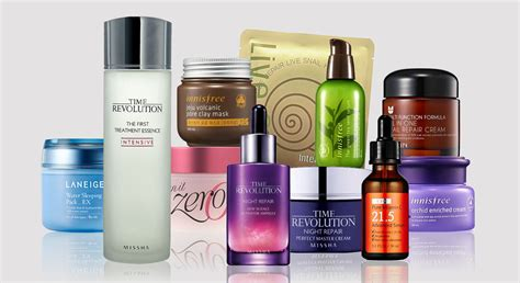 best european skin care products best of brands in korea korean skincare and makeup