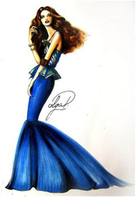 fashion illustration on megan hess fashion