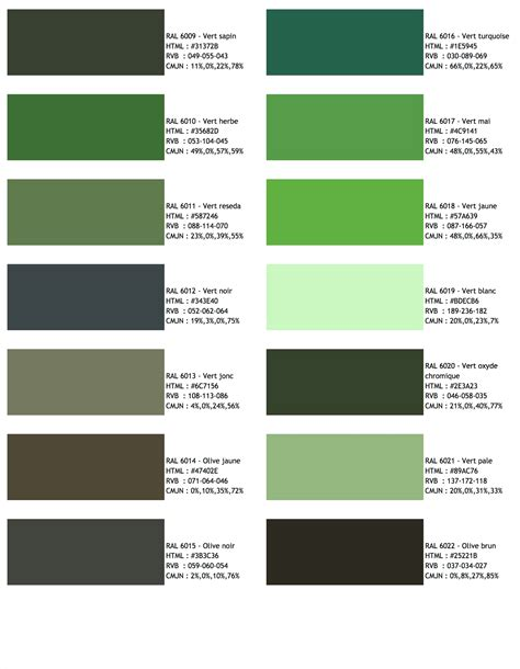Pantone Vert Anis 46 ides dimages de vert anis cmjn