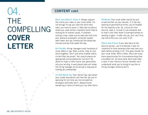 compelling cover letter premierehire career guide jumpstart your career