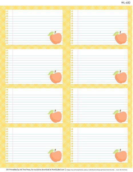 printable notebook labels pinterest the world s catalog of ideas