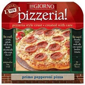 Premium Mozza Kid 7 and us digiorno pizzeria pizza review