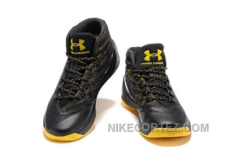 Armour Curry Size 40 46 Premium armour stephen curry 3 shoes black yellow price