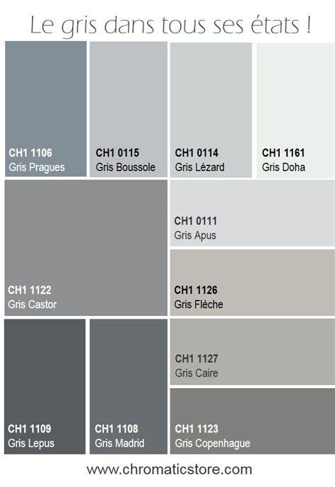 Palette De Couleur Gris by 65 Best Chromatic Gris Neutres Et Colores Images On