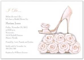 bridal shower invitations bridal shower invitations hosted by