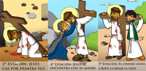 imagenes de la virgen maria en el viacrucis clase de religi 211 n