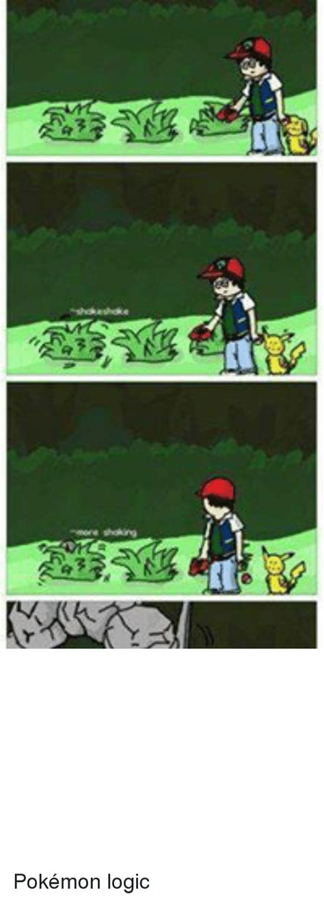 Pokemon Logic Meme - pokemon logic facebook images pokemon images