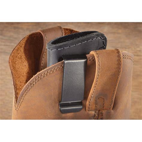 homeland boot n belt concealment holster 640715