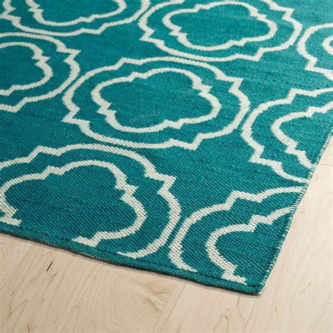 and teal rugs brisa teal and ivory rectangular 2 ft x 3 ft rug kaleen rugs indoor outdoor rugs