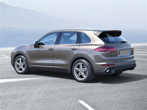 suv porsche 2016 porsche cayenne price photos reviews features
