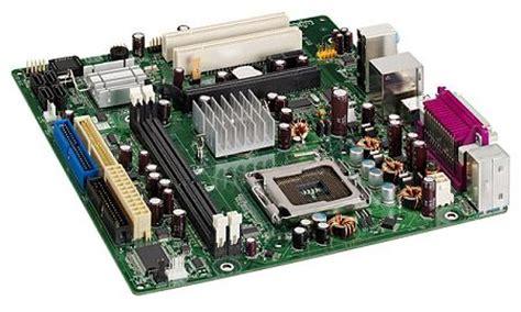 Komponen Komponen Motherboard Beserta Fungsinya Media