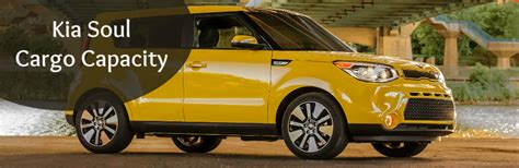 How Much To Lease A Kia by How Much Space Does The Kia Soul