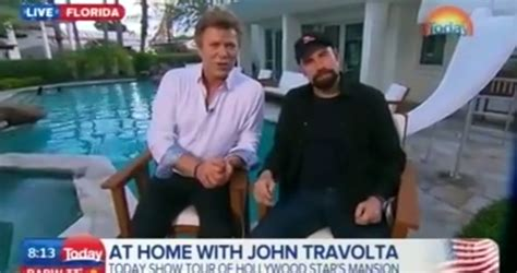 john travolta s house john travolta s house is a functional airport with two runways for his private