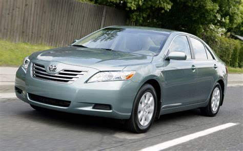 Toyota Camry 2006 Recalls Toyota Announces Voluntary Recall Of Corolla Altis And Camry