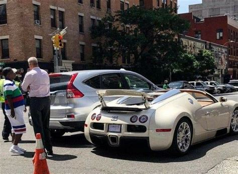 minutes  buying   bugatti veyron tracy