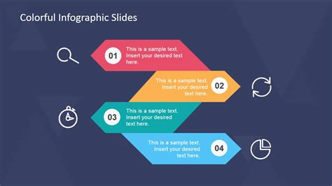 Colorful Infographic Slides For Powerpoint Slidemodel Slides Infographic Template
