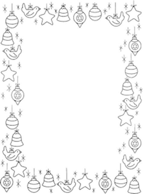 cornici natalizie da colorare maestra cornici natalizie da colorare