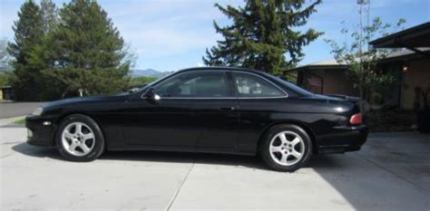 manual cars for sale 1997 lexus sc navigation system sell used 1997 lexus sc300 manual transmission 5 speed black on black in denver