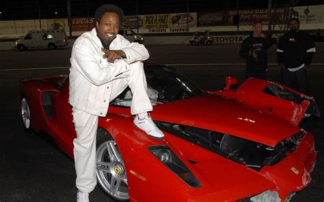 Eddie Griffin Crashes A Enzo by Secret History Of Feature Motor Trend