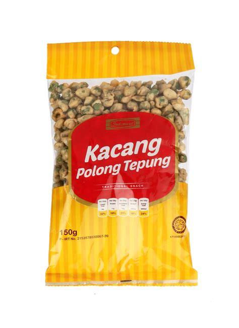 Polong Tepung Kacang Tepung indomaret snack kacang polong jepang pck 150g klikindomaret