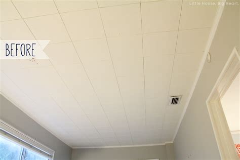 How To Paint Acoustic Ceiling Tiles by Wall Paper Acoustic Ceiling Tiles For The Basement