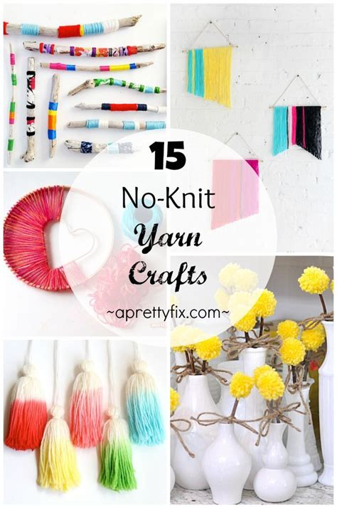 adding yarn to knitting project 15 no knit yarn crafts a pretty fix