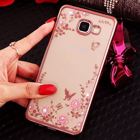 Samsung J5 2016 Marq Marquez 93 Cover Casing Hardcase flora for samsung galaxy a3 2016 chic flower bling soft tpu clear cover for a3