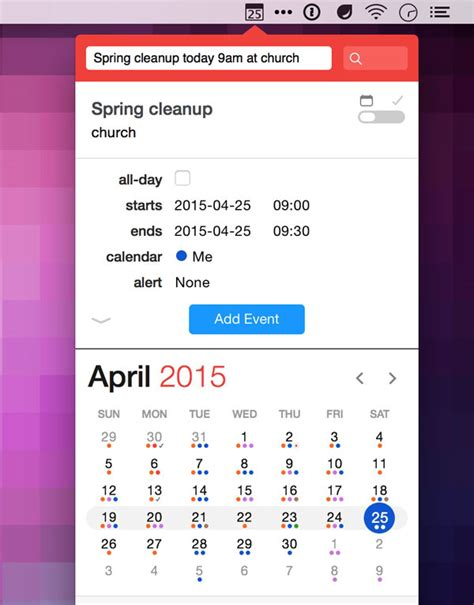 make a calendar app the best calendar app for mac the sweet setup