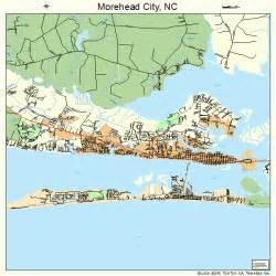 morehead city carolina map 3744320