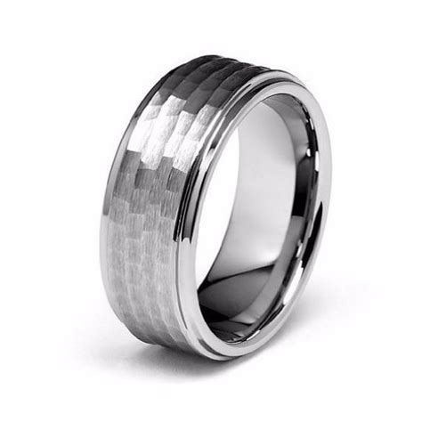 silver mens wedding rings wedding promise