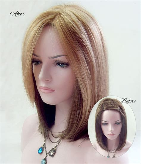 topper hair pieces for 5 25 quot x4 75 quot pear remy human hair topper with bangs