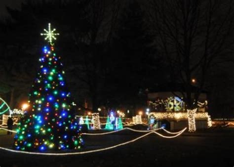 naper lights downtown naperville downtown naperville