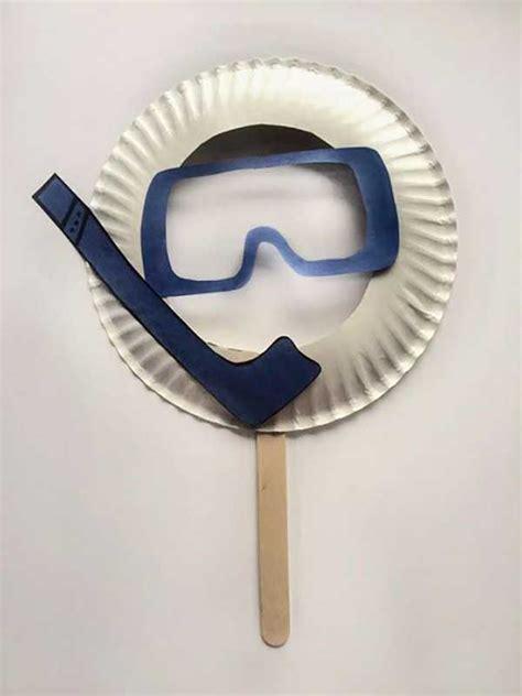 craft masks best 25 the sea crafts ideas on sea