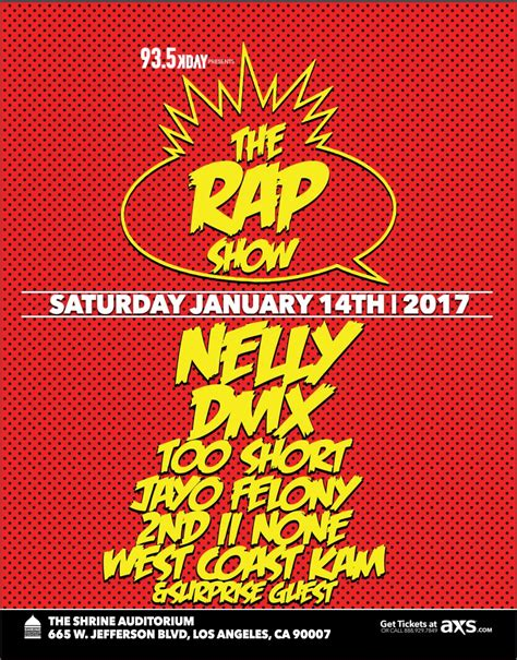 No One Wants To Hear Kfed Rap 2 by Who Wants Tickets To Kday S The Rap Show Groovy Tracks