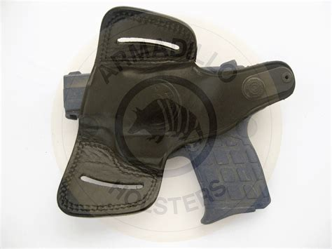 armadillo holsters armadillo holsters black leather belt