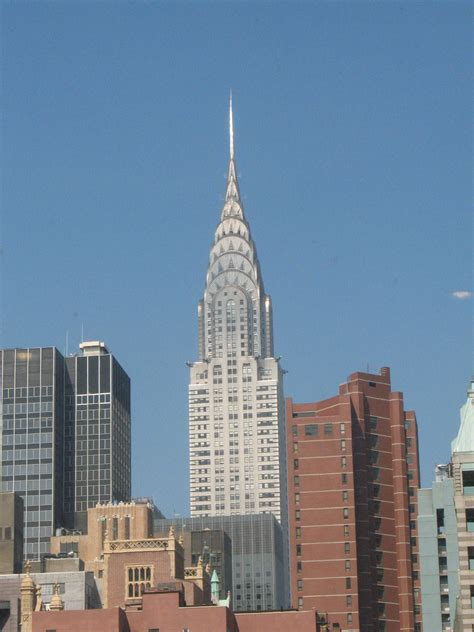 Chrysler Building by Chrysler Building 克莱斯勒大厦 Chrysler Buildinglobby 第13页 点力图库