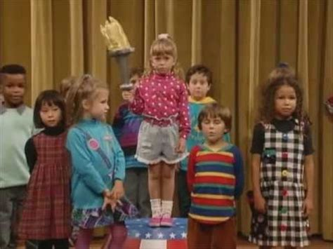 full house on the road again full house cute funny michelle clips from season 6 part 1 youtube