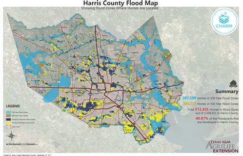 harris county flood map flood zone maps for coastal counties community watershed partners