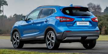 Nissan Qashqai 2018 Nissan Qashqai Facelift Revealed Australian Debut