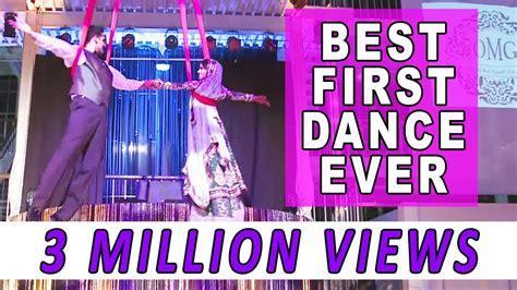 OMG Wedding   Best First Dance Ever   Omer   Puneet   YouTube