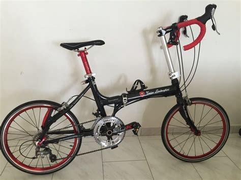 for sale tonino lamborghini singapore bike marketplace