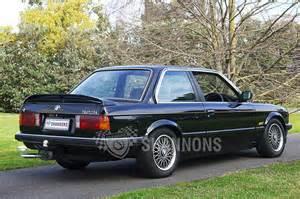 Bmw 323i Bmw 323i Jps E30 Coupe Auctions Lot 4 Shannons