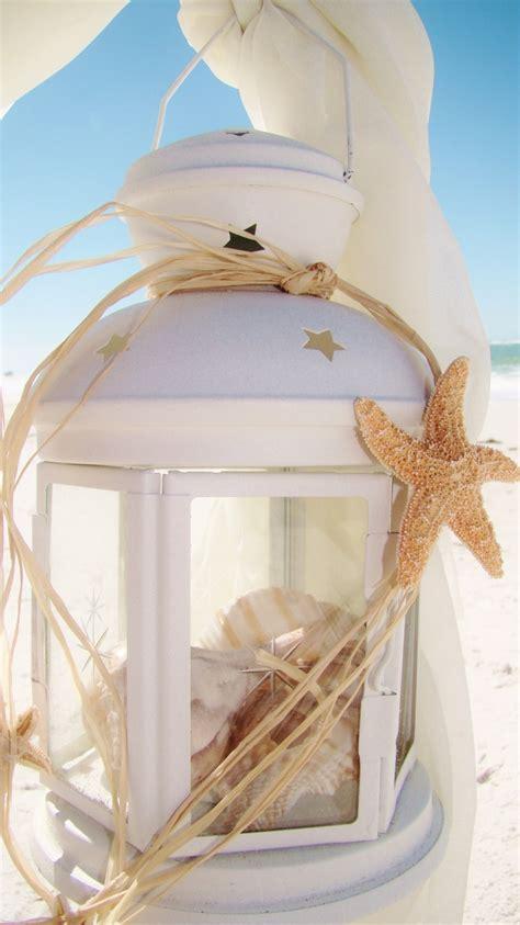 windlichter mit maritim flair sommer deko ideen f 252 r haus - Strand Glas Bad Zubehör