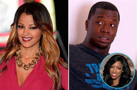atlanta house wife did new atlanta housewife claudia jordan date kordell
