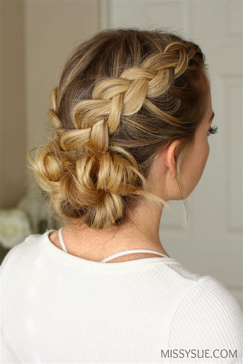 elastic hair band hairstyles 3 easy gym hairstyles missy sue