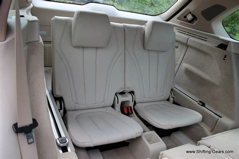Third Upholstery by Bmw X5 Reviewed Shifting Gears