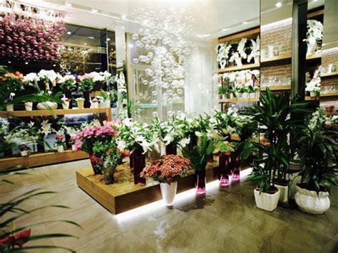 negozi di fiori interni negozio di fiori design casa creativa e mobili
