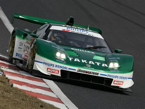 2002aei10 Honda NSX GT500 NA2 race racing supercar